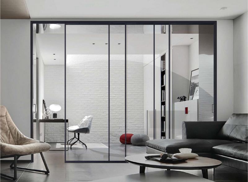 极简门窗到底有何魅力,让您的家焕发生机!