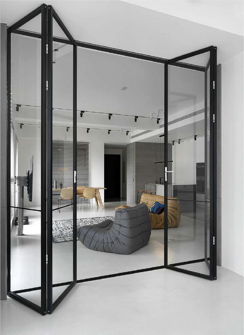 极简门窗在家居中的应用